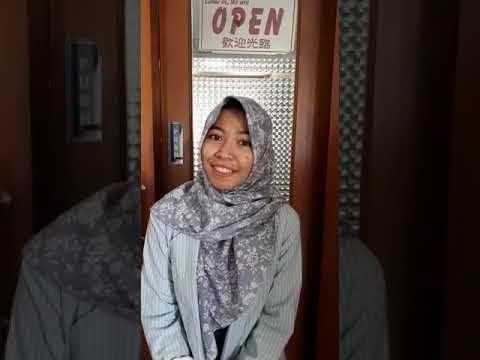 Ucapan Selamat dari Ibu Ariliya Triyoga di UAD Yogyakarta untuk PBI UM M...