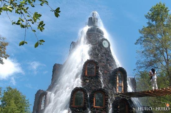 """Απίθανο ξενοδοχείο """"Magic Mountain"""" στη Χιλή (3)"""