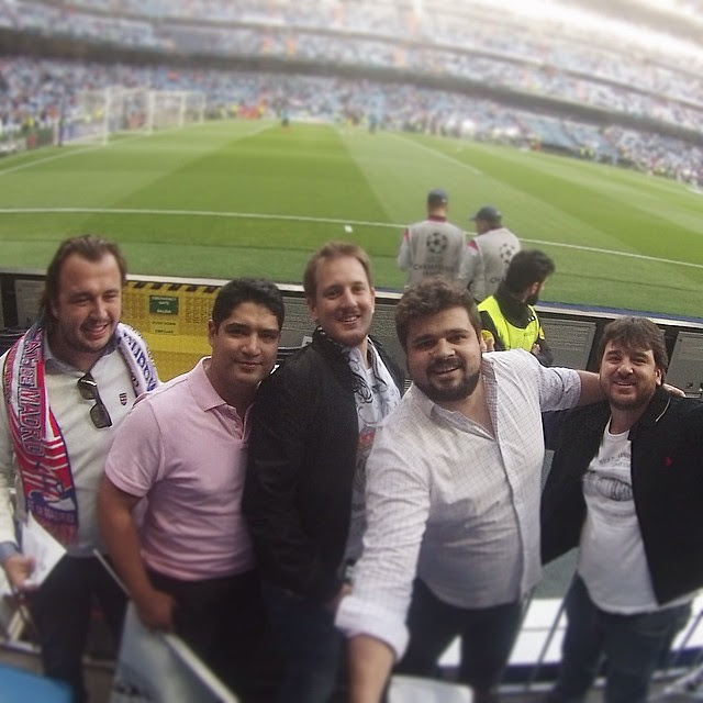 Real Madrid X Atletico Madrid