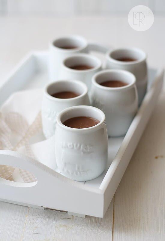 CHOCOLATE FRIO-CALIENTE