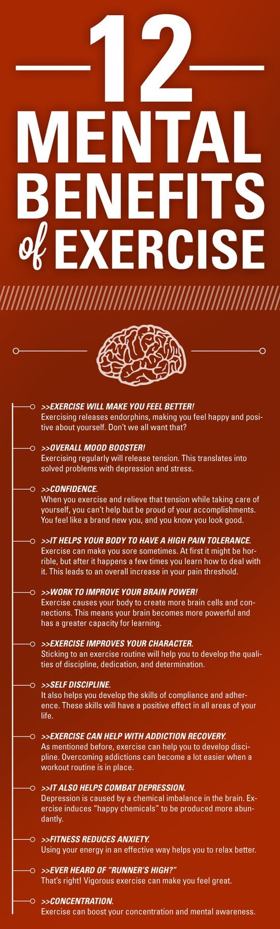Exercise Is Good For Your Mental Health - Tribesports
