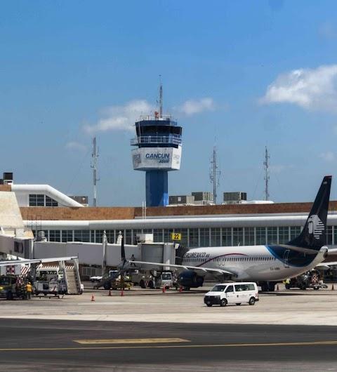 Cancún está lotada, mesmo na pandemia. 17-02-2021