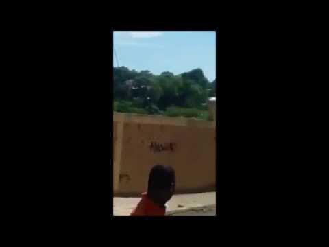 Policia ejecuta joven en Los Ciruelitos