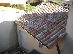 Rénovation de toiture sur Salon de Provence en  tuiles Oméga10