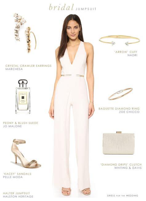 bridal jumpsuits  white jumpsuits  weddings dress