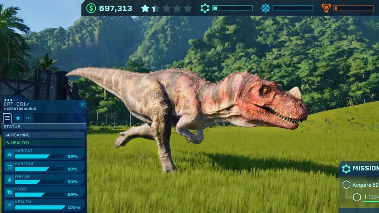 Jurassic World Evolution Digital Deluxe Edition Free Download
