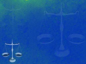Scales Of Justice 41 Legal Powerpoint Templates