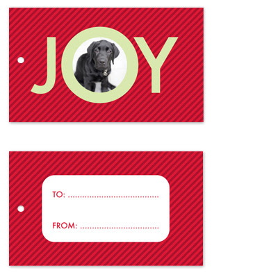 gift tags - Christmas Joy