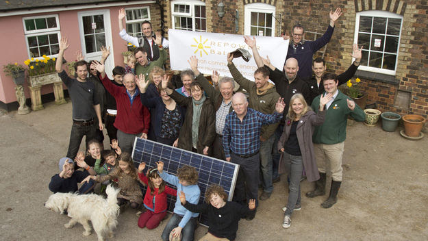 Repower Balcombe publicity photo
