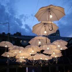10 Unique Outdoor Wedding Lighting Ideas