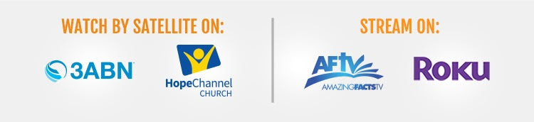 Watch by Satellite 3ABN, Hope TV Watch Streaming on AFTV and Roku