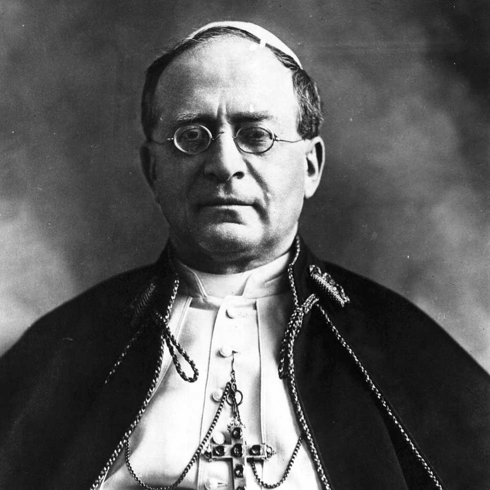 Αποτέλεσμα εικόνας για pope pius xi