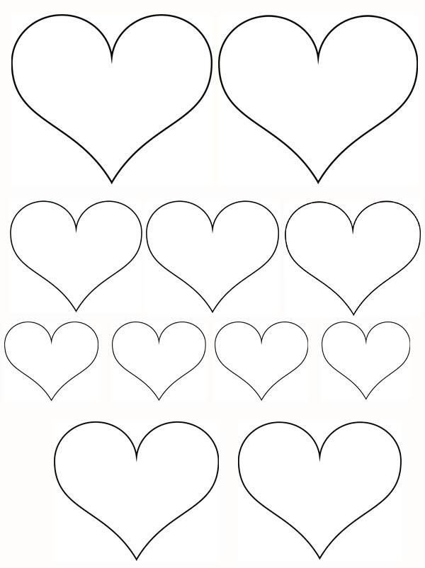 Petits Coeurs Et Coeur Gros Momesnet