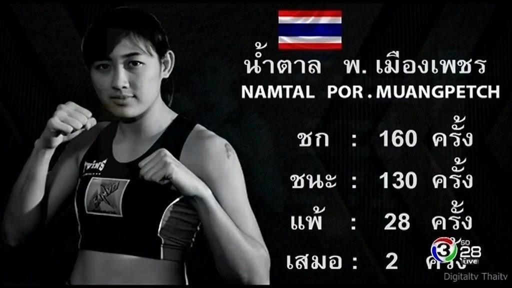 มหกรรมมวยหญิงชิงแชมป์โลกล่าสุด 2/3 28 มกราคม 2560 ย้อนหลัง Women's Muaythai HD - YouTube