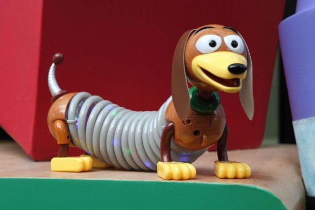 Slinky Dog Toy ©Disney