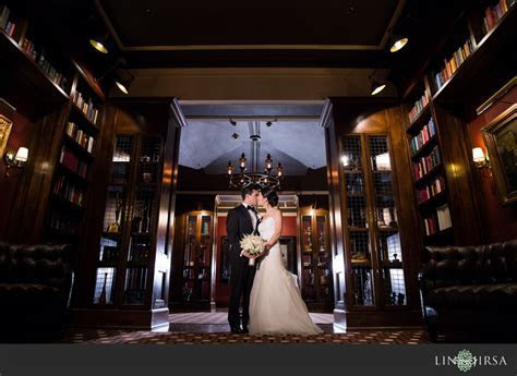 The Athletic Club Los Angeles Wedding   Brian & Grace