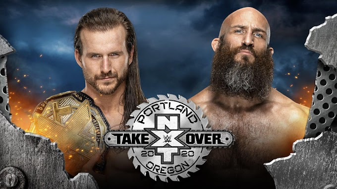 Replay: NXT TakeOver Portland 16/02/2020