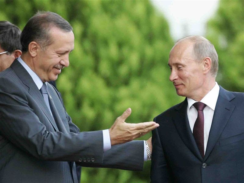 STRATFOR: Το φλερτ Ερντογάν με Πούτιν και οι εγγενείς περιορισμοί…