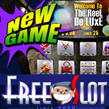 FreeSlot Free Online Slots Site Launches Luxurious New Reel De Luxe Loaded with Bonus Features for Shoppers