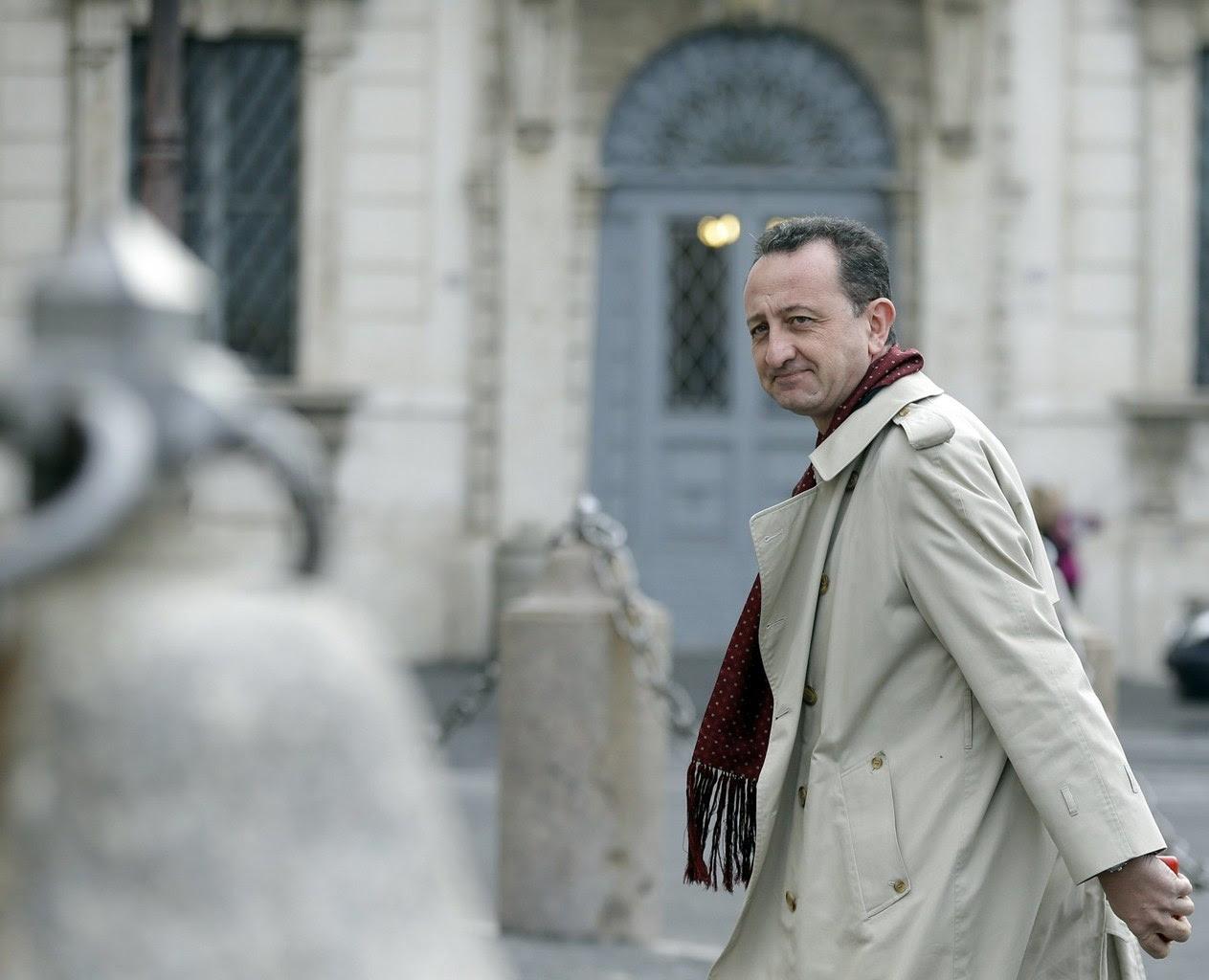 O δικηγόρος του αρχινονού Λούκα Τσιανφερόνι