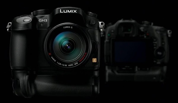 Panaosnic video reveals GH3 mirrorless Micro Four Thirds camera
