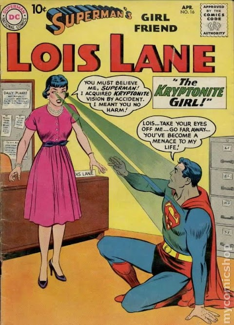 Lois Lane Comic Book Values
