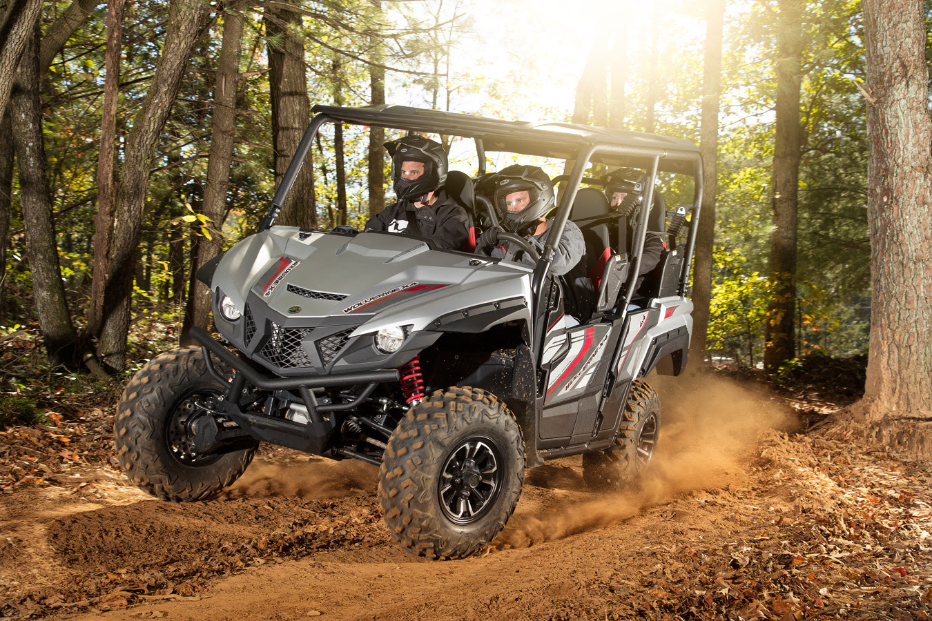 2018 Yamaha Wolverine X4 Test Review With Video