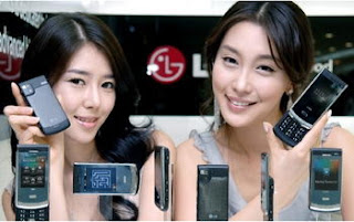 LG Secret launched in Korea