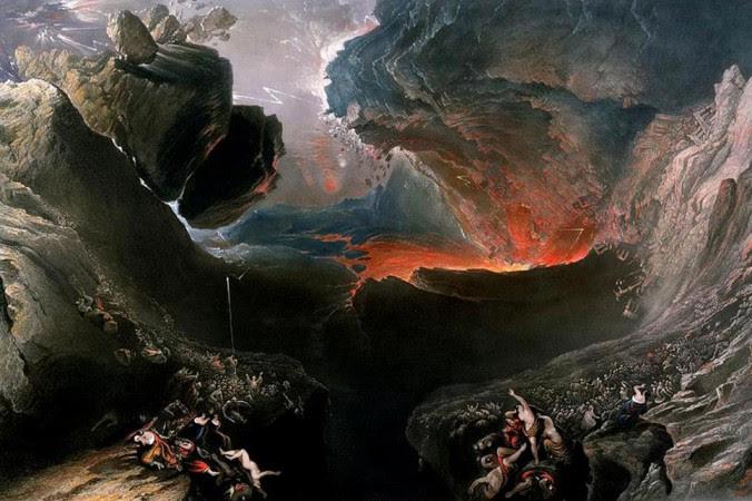 Доисторические цивилизации: самоликвидация или природный катаклизм?