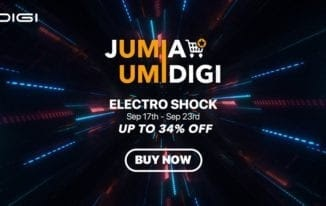 UMIDIGI Smartphone Big Promotion on Jumia