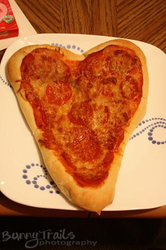 v - pizza
