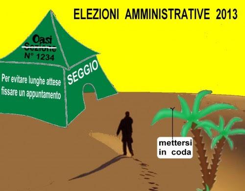 satira,attualità,elezioni amministrative,crollo affluenza,politica,