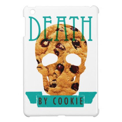 Death by cookie cover for the iPad mini
