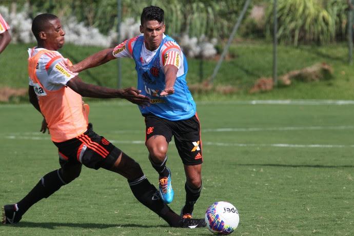 Thallysson Flamengo (Foto: Gilvan de Souza / Flamengo)
