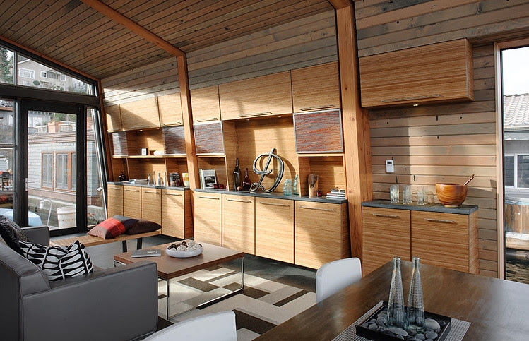 005 seattle floating home dyna contracting Seattle Floating Home by Dyna Contracting