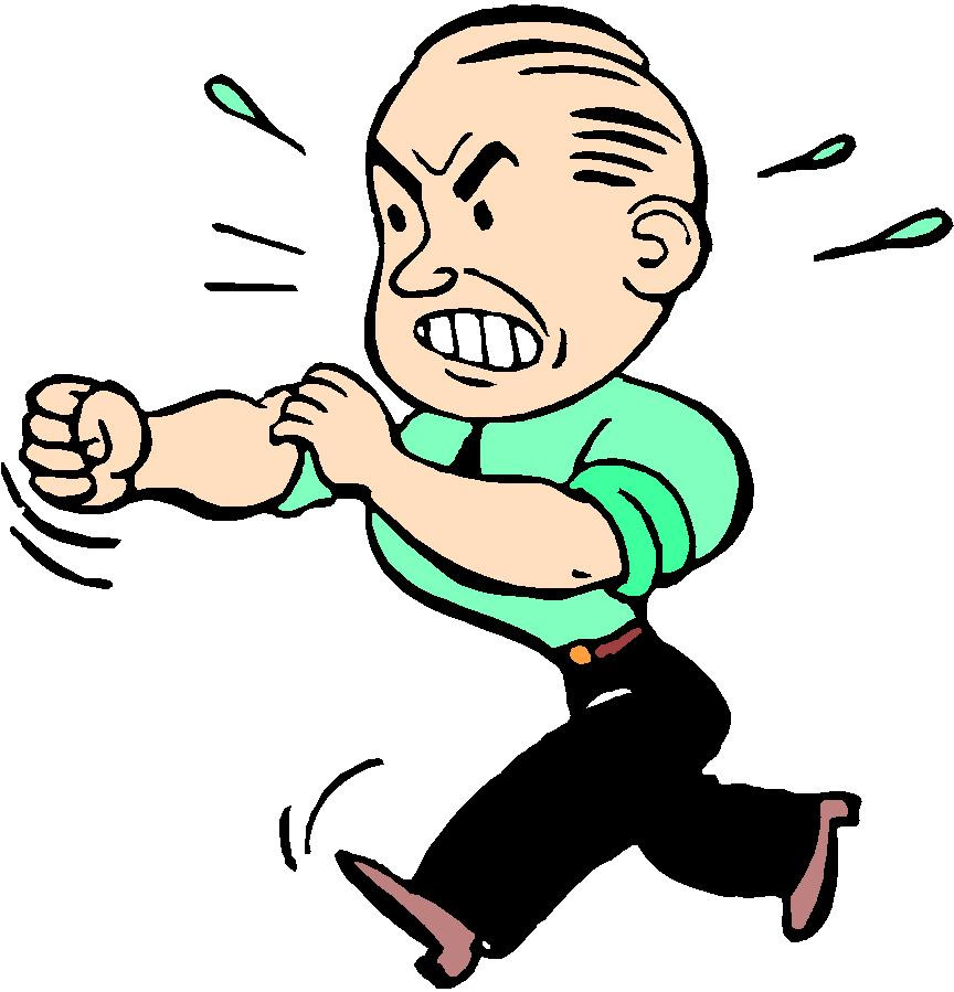 Angry Cartoon Person Images  Pictures - Becuo
