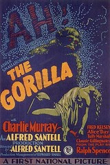 The Gorilla (by senses working overtime)