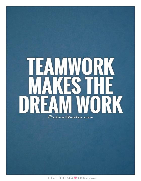 Quotes About Dream Team 57 Quotes