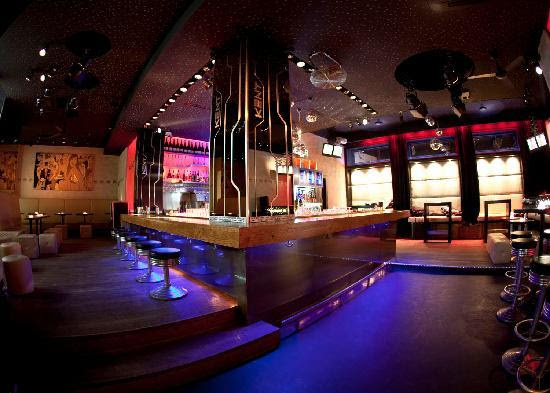 bar interior design - Picture of k.u. bar lounge, Prague - TripAdvisor