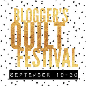 Blogger's Quilt Festival Fall 2016 - AmysCreativeSide.com