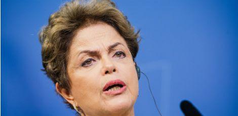 Segundo o relatório entregue a Dilma na manhã desta sexta-feira, a greve dos caminhoneiros aparece como um dos três temas relacionados ao governo mais citados na internet / Foto: JONATHAN NACKSTRAND/ AFP
