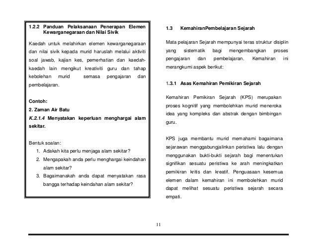 Contoh Soalan Zaman Air Batu Resepi Book H