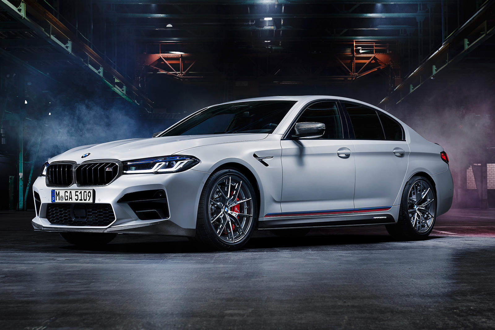 2021 bmw m5 and 5 series get new m performance parts  carbuzz