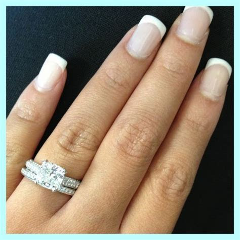 cushion cut, micro pave engagement ring micro pave wedding