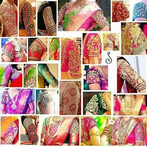 Pin by Anvik anvik on indian sarees   Bridal blouse