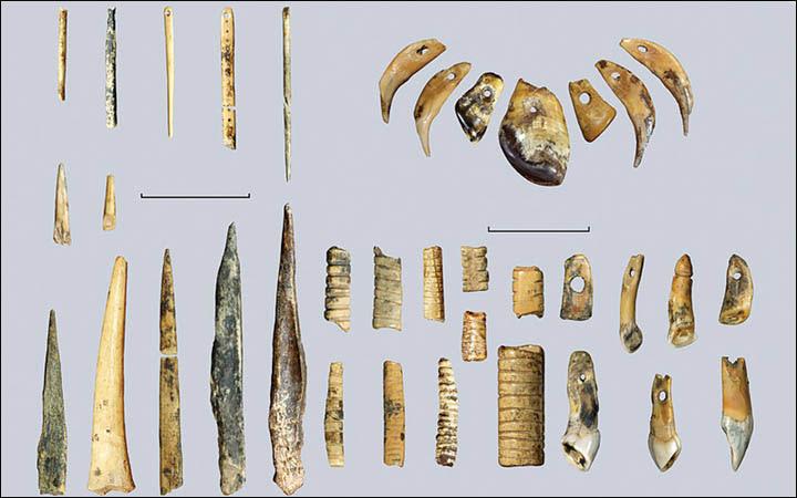 Denisova's finds