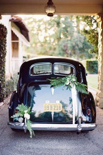 36 Vintage Wedding Car Decorations Ideas   Page 4 of 13