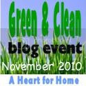 A Heart for Home: Green and Clean
