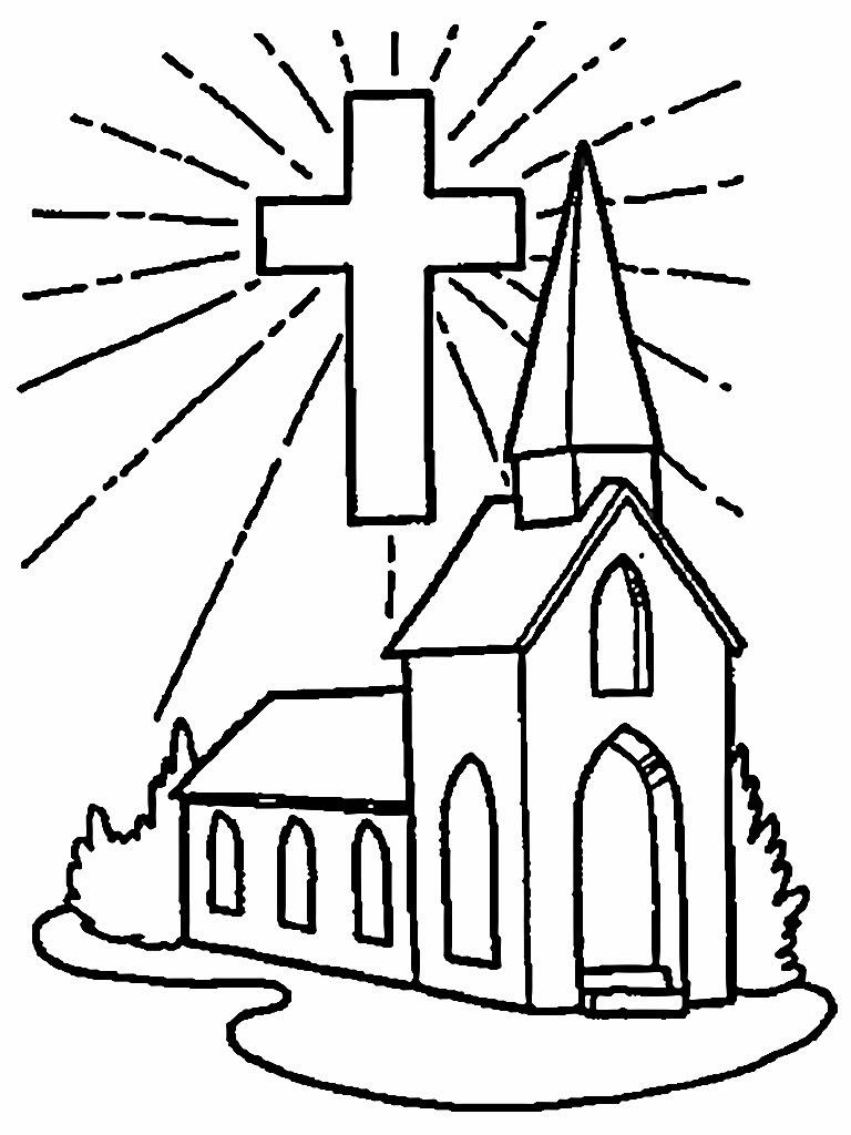 Gereja Kartun Clipartsco