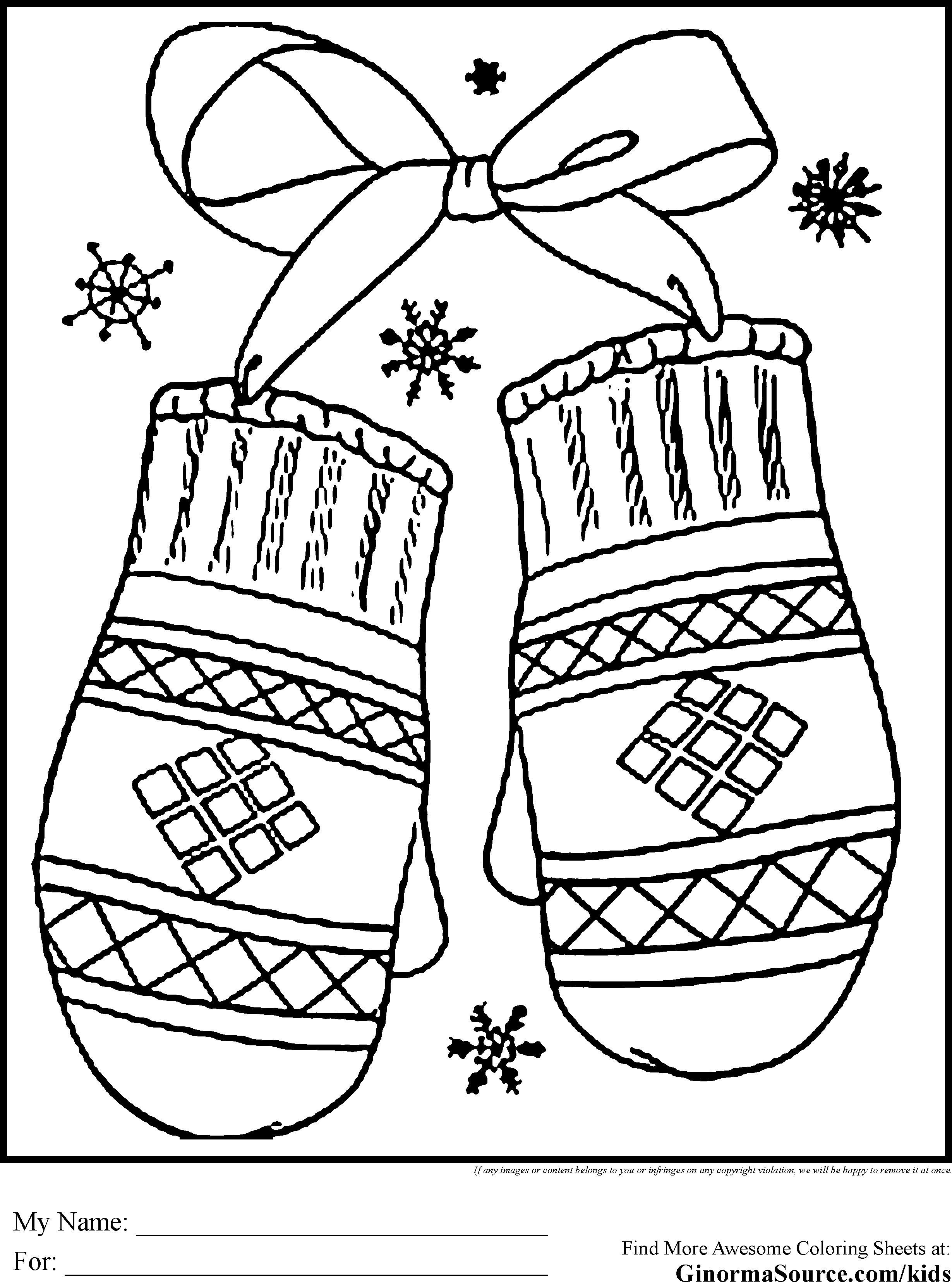 Happy Holidays Coloring Pages For Kids   Drawing with Crayons